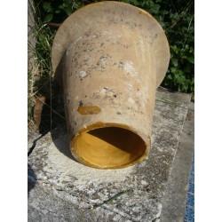 urinoir public en terre vernissee n773