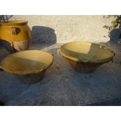 gresales en terre vernissee n813et 814