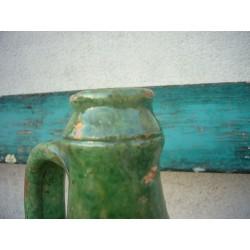 vinaigrier provencal en terre vernissee n819