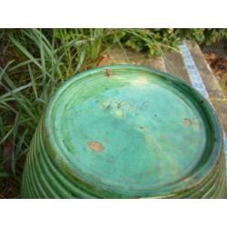 tonnelet en terre vernissee de saintonge