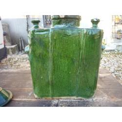 fontaine en terre vernissee de cliouscat