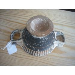 coupe en ceramique attique antiquite greque