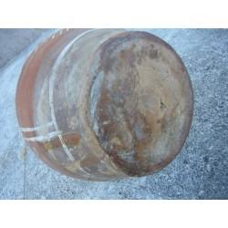 pichet en terre vernissee val de saonne