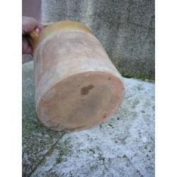 pichet de barque en terre vernissee n892