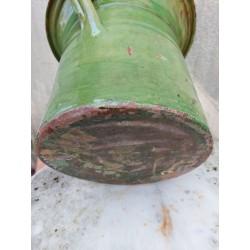 pot d'aisance en terre vernissee n934